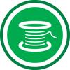 Heat trace icon