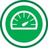 Speed sensors icon