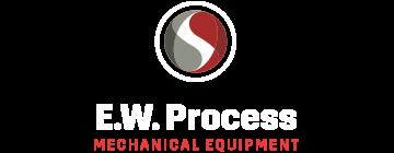 E.W. Process logo